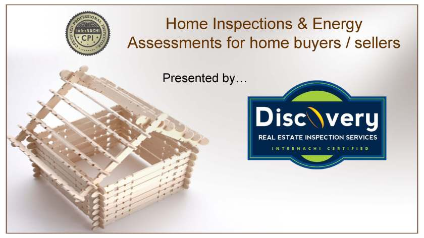 Home Inspections & Energy Assessments for home buyers